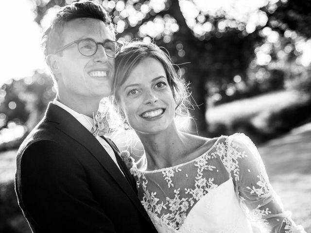Le mariage de Guillaume et Mathilde à Bécon-les-Granits, Maine et Loire 109