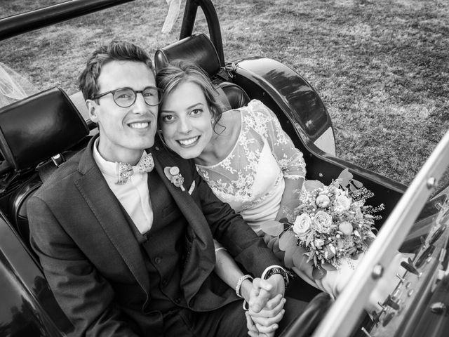 Le mariage de Guillaume et Mathilde à Bécon-les-Granits, Maine et Loire 125