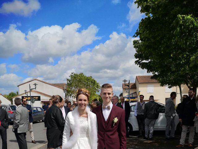 Le mariage de Yoann et Lindsay à Poitiers, Vienne 7