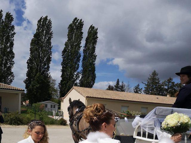 Le mariage de Yoann et Lindsay à Poitiers, Vienne 8