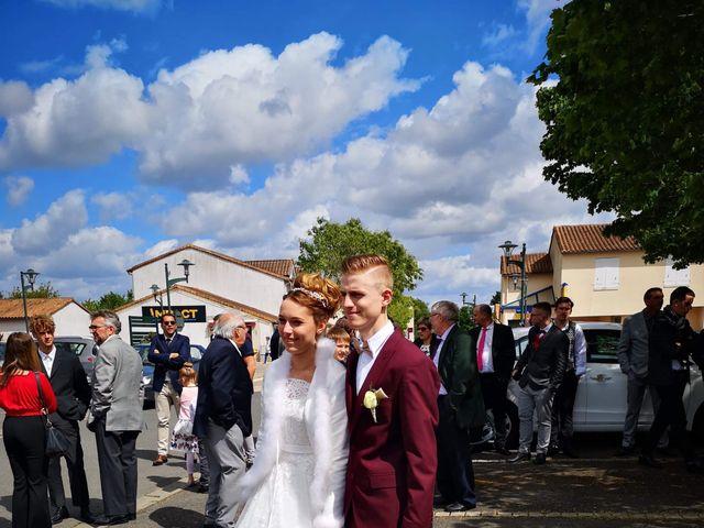 Le mariage de Yoann et Lindsay à Poitiers, Vienne 9