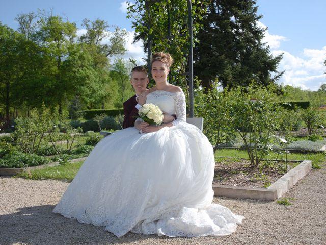 Le mariage de Yoann et Lindsay à Poitiers, Vienne 30