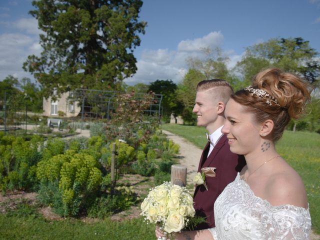 Le mariage de Yoann et Lindsay à Poitiers, Vienne 31