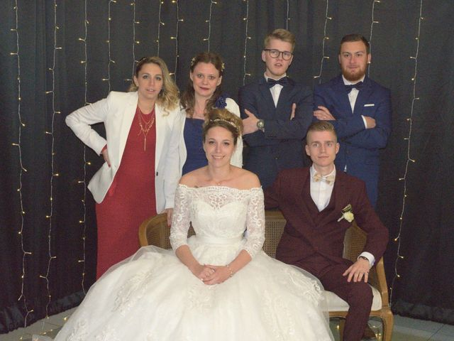 Le mariage de Yoann et Lindsay à Poitiers, Vienne 33