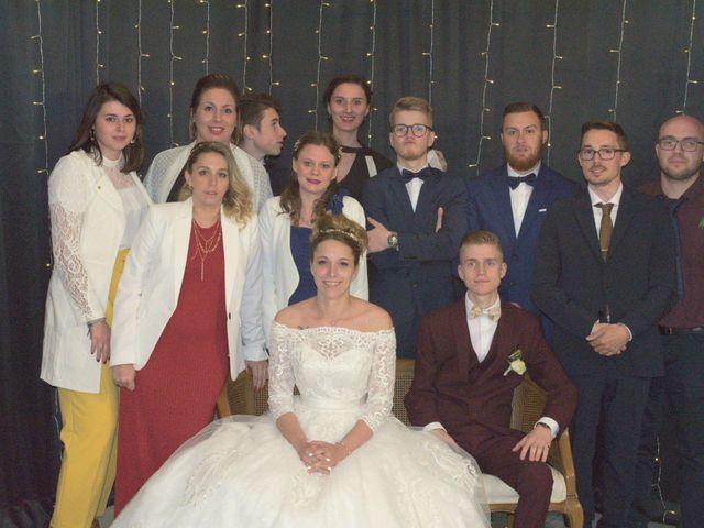 Le mariage de Yoann et Lindsay à Poitiers, Vienne 34