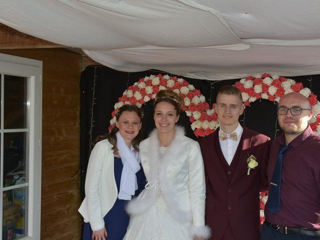 Le mariage de Yoann et Lindsay à Poitiers, Vienne 45