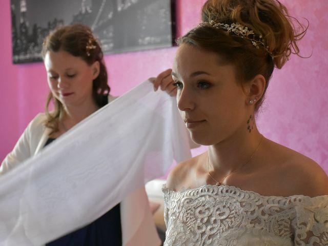 Le mariage de Yoann et Lindsay à Poitiers, Vienne 50