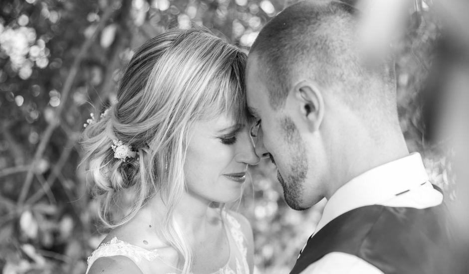 Le mariage de Josse et Jessica à Serres-sur-Arget, Ariège