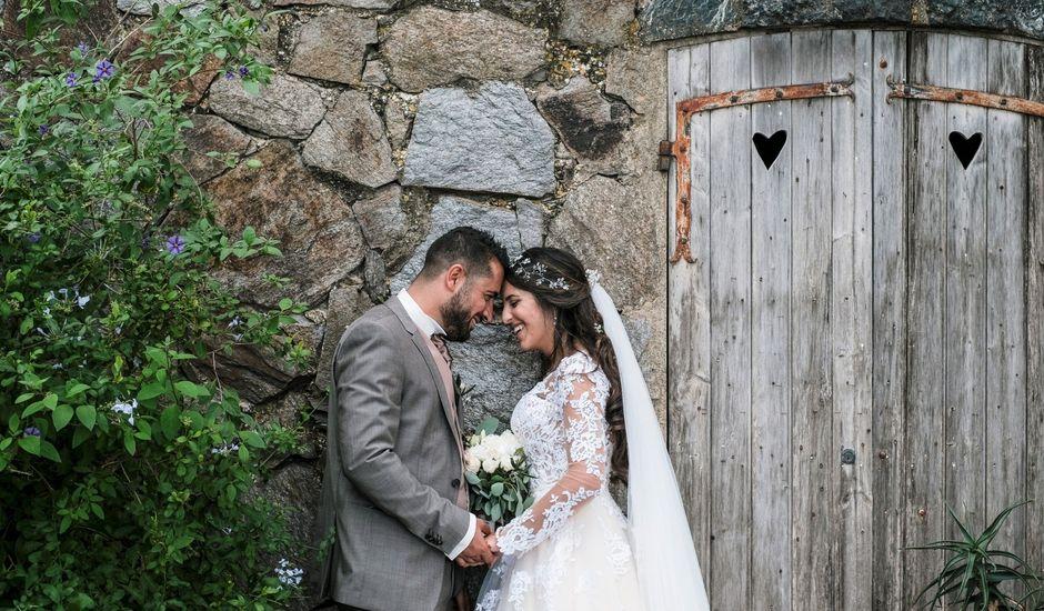 Le mariage de Riad et Wassima à Sainte-Maxime, Var