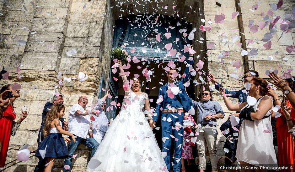 Le mariage de Nicolas et Agathe à Nevers, Nièvre