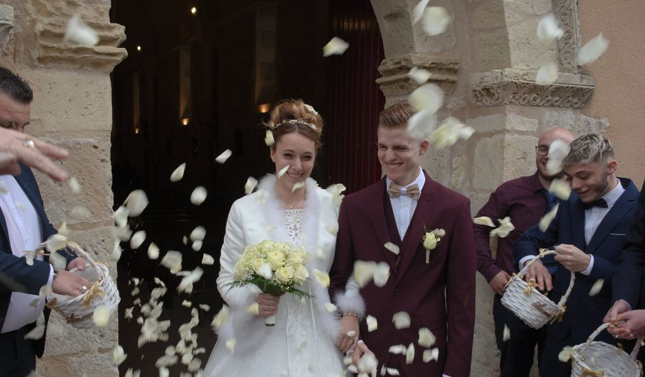 Le mariage de Yoann et Lindsay à Poitiers, Vienne