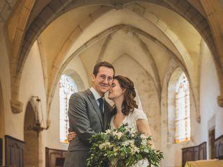 Le mariage de Cécile et Thomas 1