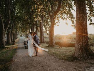 Le mariage de Clotilde et Benoît