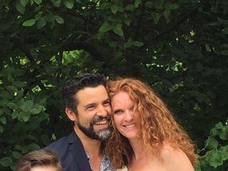 Le mariage de Virginie et Minou 1