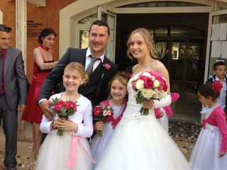 Le mariage de Fabrice et Virginie