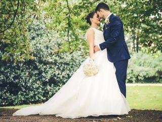 Le mariage de Mégane et Mathieu