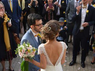 Le mariage de Maëlle et Lucas 1