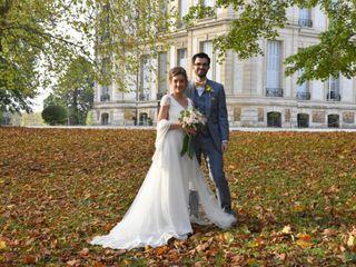 Le mariage de Maëlle et Lucas