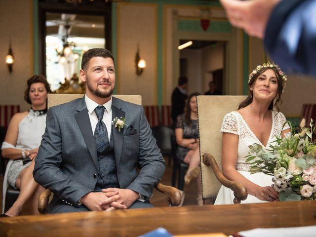 Le mariage de Loic et Marine à Aix-les-Bains, Savoie 6