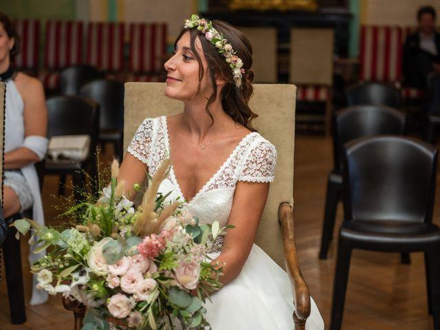 Le mariage de Loic et Marine à Aix-les-Bains, Savoie 7