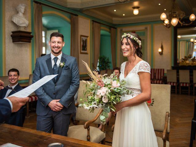 Le mariage de Loic et Marine à Aix-les-Bains, Savoie 8