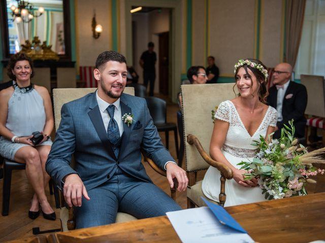 Le mariage de Loic et Marine à Aix-les-Bains, Savoie 14