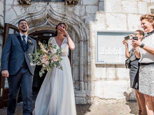 Le mariage de Loic et Marine à Aix-les-Bains, Savoie 16