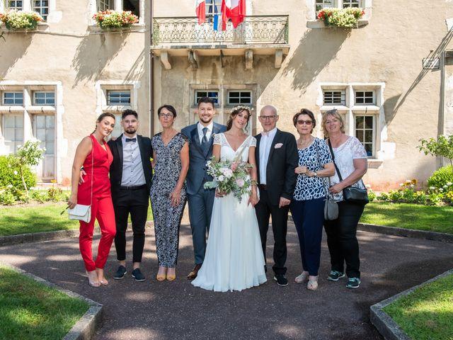 Le mariage de Loic et Marine à Aix-les-Bains, Savoie 19