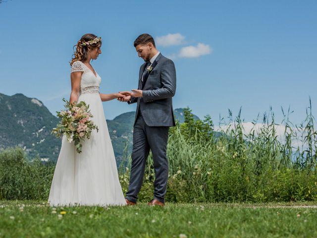 Le mariage de Loic et Marine à Aix-les-Bains, Savoie 23