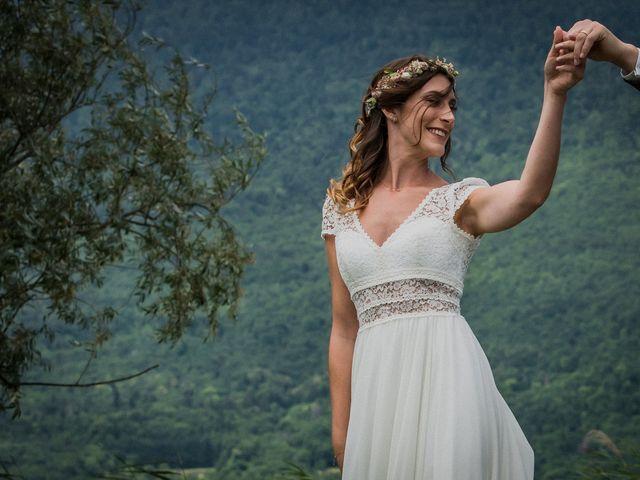 Le mariage de Loic et Marine à Aix-les-Bains, Savoie 24