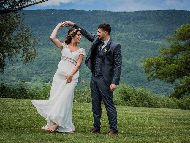 Le mariage de Loic et Marine à Aix-les-Bains, Savoie 25