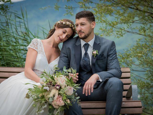 Le mariage de Loic et Marine à Aix-les-Bains, Savoie 26