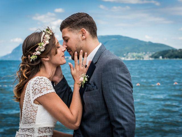 Le mariage de Marine et Loic