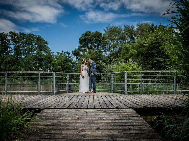 Le mariage de Loic et Marine à Aix-les-Bains, Savoie 31