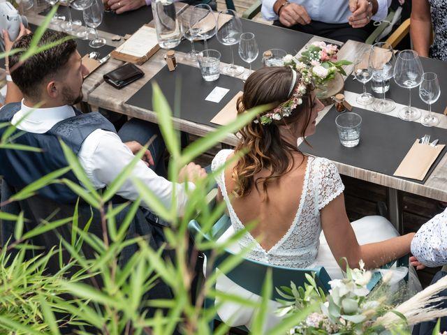 Le mariage de Loic et Marine à Aix-les-Bains, Savoie 34