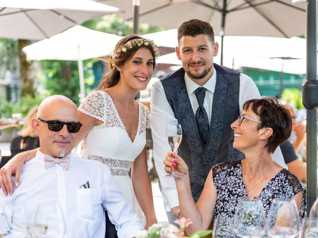 Le mariage de Loic et Marine à Aix-les-Bains, Savoie 36