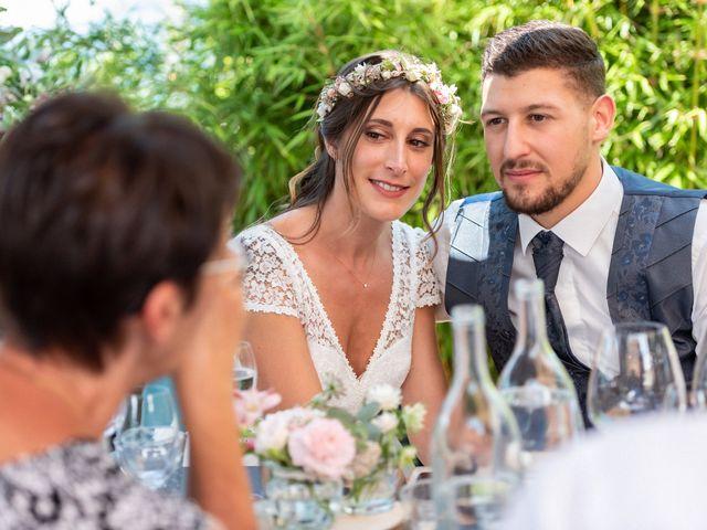 Le mariage de Loic et Marine à Aix-les-Bains, Savoie 39