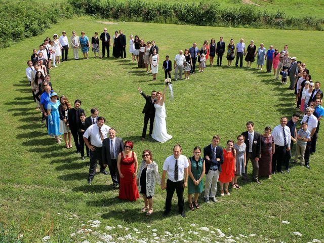Le mariage de Eponine et Ruben à Autun, Saône et Loire 12