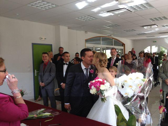 Le mariage de Virginie et Fabrice à Ponteilla, Pyrénées-Orientales 8