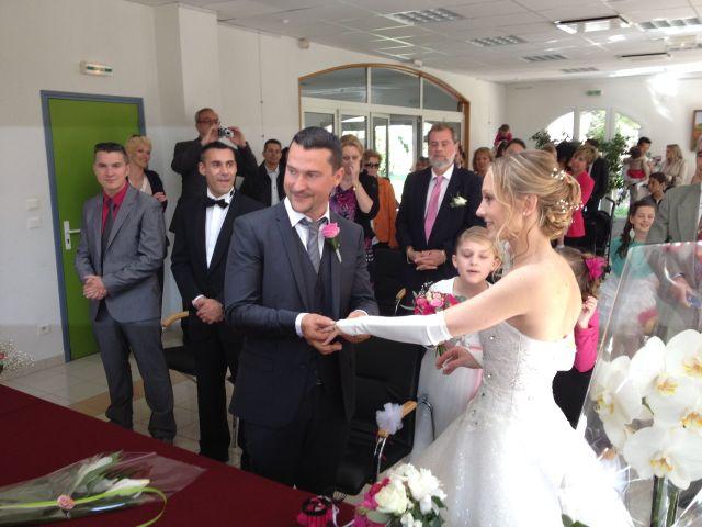 Le mariage de Virginie et Fabrice à Ponteilla, Pyrénées-Orientales 10