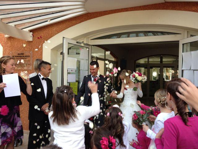 Le mariage de Virginie et Fabrice à Ponteilla, Pyrénées-Orientales 14
