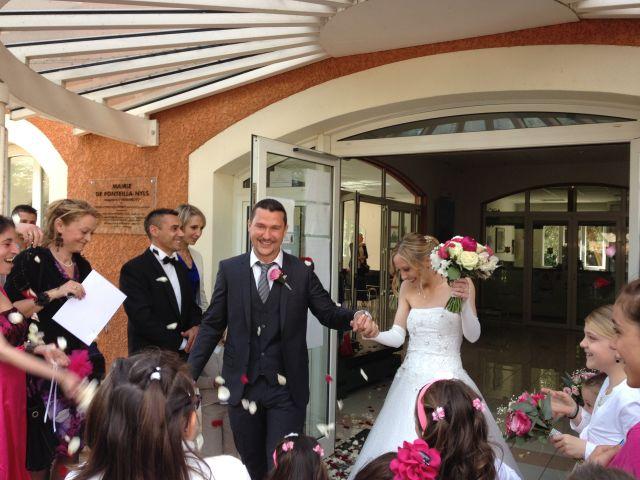 Le mariage de Virginie et Fabrice à Ponteilla, Pyrénées-Orientales 15