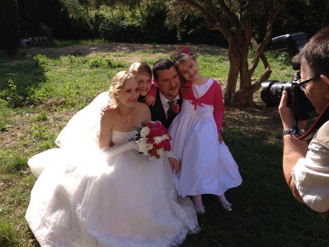 Le mariage de Virginie et Fabrice à Ponteilla, Pyrénées-Orientales 17