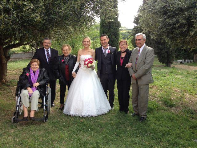 Le mariage de Virginie et Fabrice à Ponteilla, Pyrénées-Orientales 18
