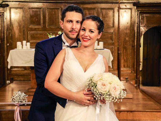 Le mariage de Mathieu et Mégane à Villecresnes, Val-de-Marne 63