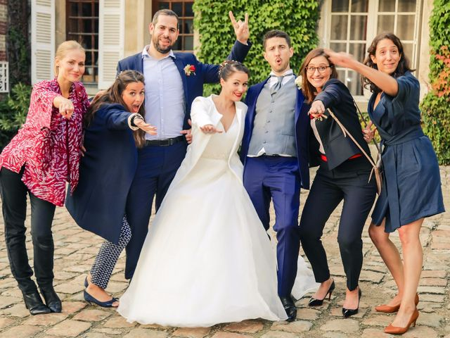Le mariage de Mathieu et Mégane à Villecresnes, Val-de-Marne 91