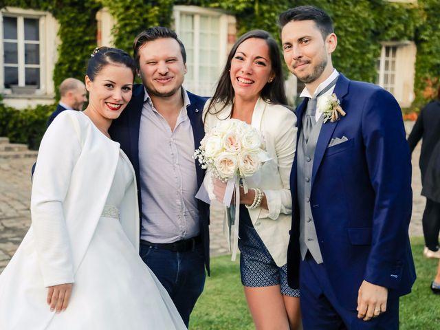 Le mariage de Mathieu et Mégane à Villecresnes, Val-de-Marne 112