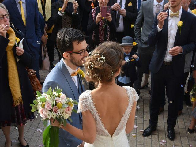 Le mariage de Lucas et Maëlle à Vincennes, Val-de-Marne 3