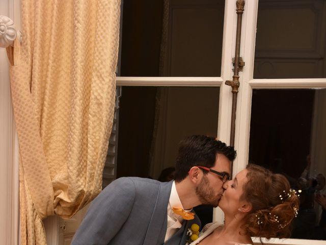 Le mariage de Lucas et Maëlle à Vincennes, Val-de-Marne 11