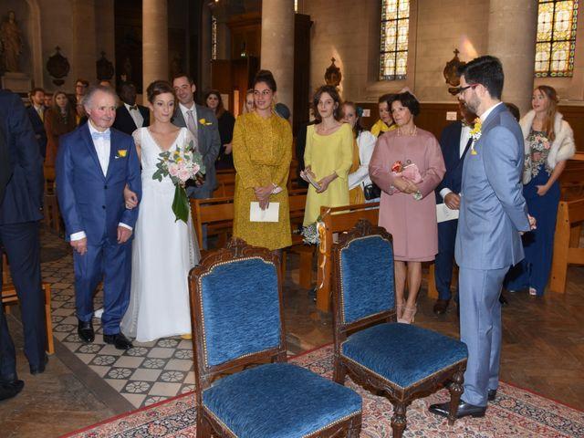 Le mariage de Lucas et Maëlle à Vincennes, Val-de-Marne 20